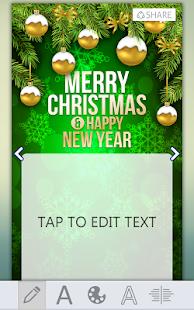 Christmas Greeting Card Maker - náhled