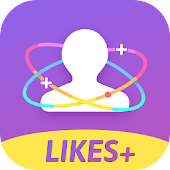 Followers & Likes help you fame Icon