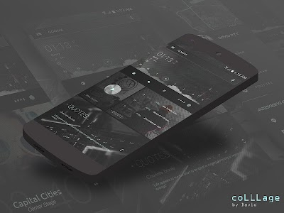 coLLLage for KLWP v1.0