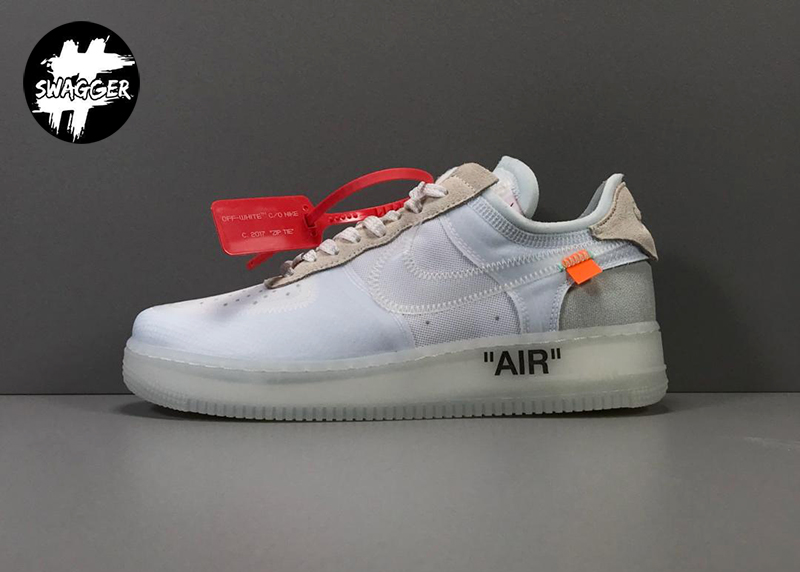 Giày Nike Air Force 1 Off White Pk God Factory