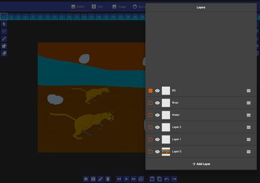 Toon 2D - Make 2D Animation  screenshots 17