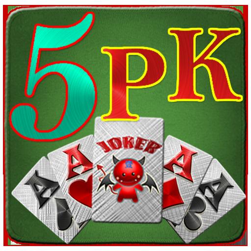 五银5PK(扑克) 博奕 LOGO-玩APPs