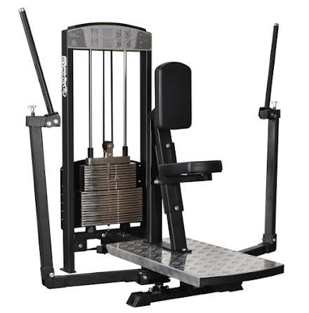 Peck deck/Baksida axel kombi, 100 kg