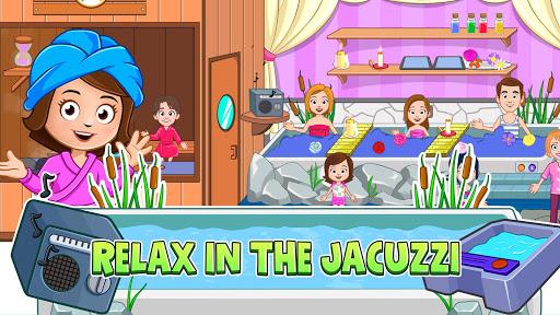 My Town : Beauty Spa Hair Salon Free screenshots 14