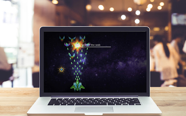 Galaxy Attack Space Shooter Wallpapers Theme