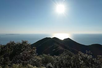 山頂からの展望2(赤石鼻方面)