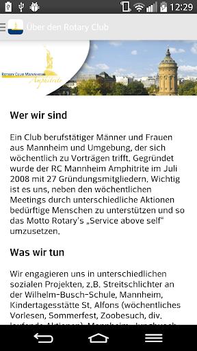 RC Mannheim Amphitrite