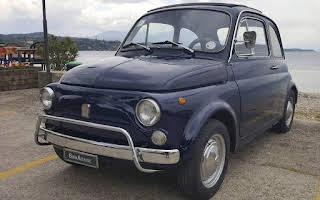 Fiat 500L Rent Emilia-Romagna