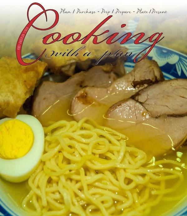 Yummy Chinese Yaka Mein Soup Recipe