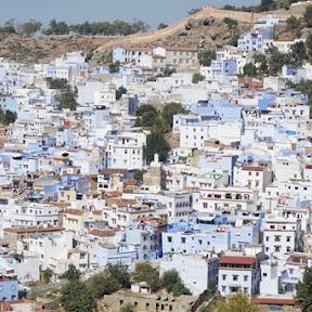 【コロナ後に見たい世界の絶景】モロッコの幻想的な青の町・シャウエン