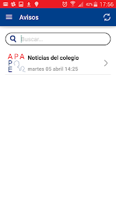 APA LFMadrid Mobile screenshot 1