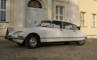 Citroen DS Rent Berlin