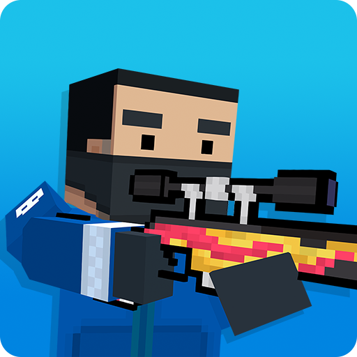 Android/PC/Windows的Block Strike (apk) 游戏 免費下載