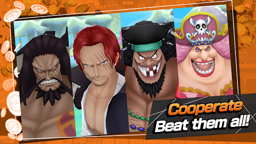 ONE PIECE Bounty Rush 32100 screenshots 17