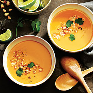 Thai Butternut Soup