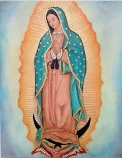Sagrada Virgen Guadalupe - náhled