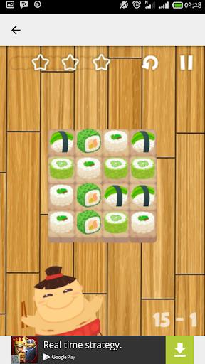 Sushi Link Puzzle