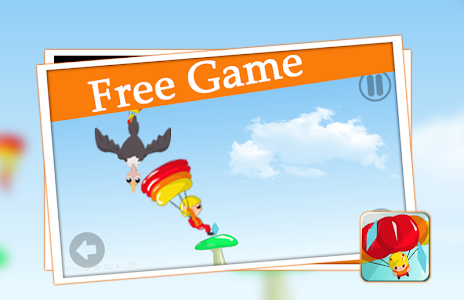 😎 parachute games flying sky screenshot 3