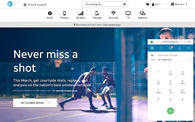 Office@Hand for Google Chrome