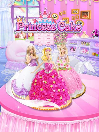 Princess Cake - Sweet Trendy Desserts Maker 1.2 screenshots 1