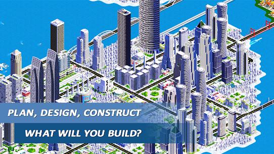 Designer City 2: city building game MOD (Unlimited Gold/Money) 3