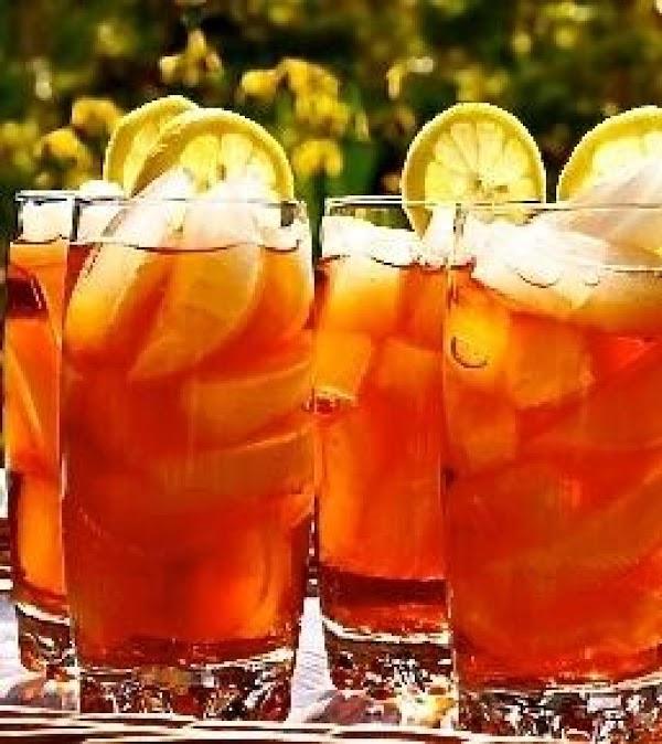Herbal Ice Tea Recipe