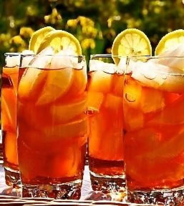 Herbal Ice Tea Recipe