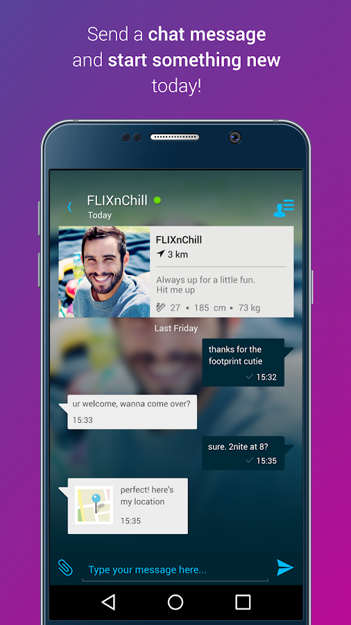 ROMEO - Gay Social Network- screenshot