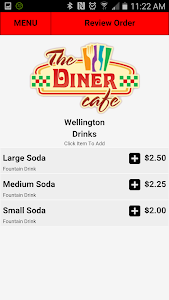 Restaurant Menu App Maker Demo screenshot 7