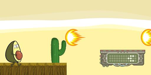 Télécharger Gratuit Hero Avocado Adventure apk mod screenshots 2