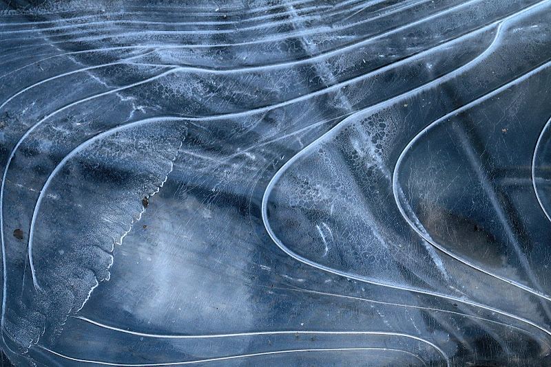 Geometrie nel ghiaccio di wbohm