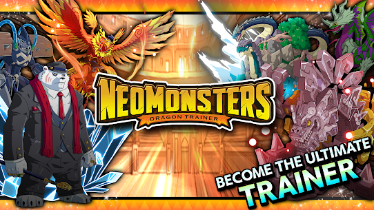 Neo Monsters Mod Apk 2.12 (Unlimited Cost + No Ads) 5
