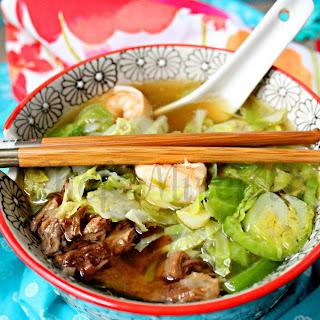 Hong Kong Noodle Soup Recipe