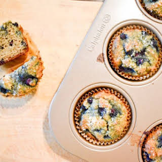 Almond Flour Blueberry Muffins Recipes.