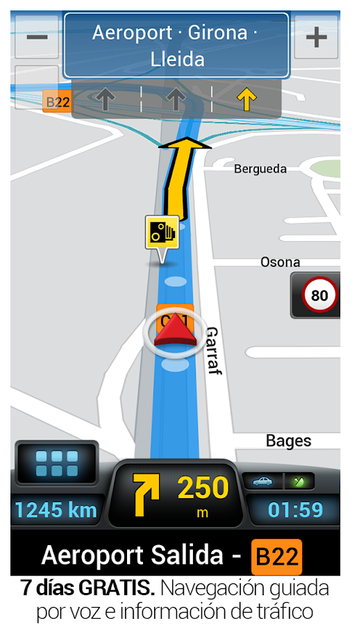 CoPilot GPS - Navegación - screenshot