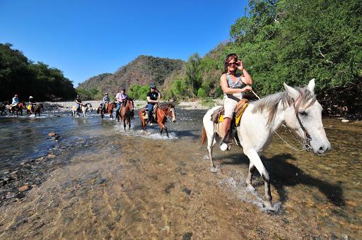 horseback-riding-Puerto-Vallarta.jpg - Horseback riding in Las Palmas, near Puerto Vallarta, Mexico.