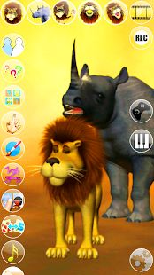 App Talking Luis Lion APK for Windows Phone