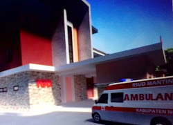 Rumah Sakit Umum Daerah mantingan Ngawi