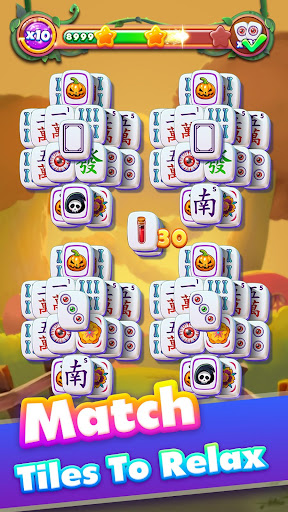 Mahjong Tour: witch tales android2mod screenshots 3