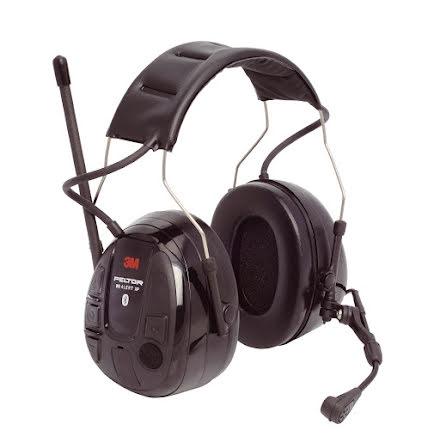 Hörselkåpa Peltor WS XP inkl. batterikit