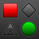 Memory Trainer. Geometry Figure icon