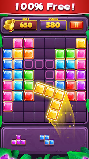 Block Puzzle: Best Choice 2020 Extra android2mod screenshots 7