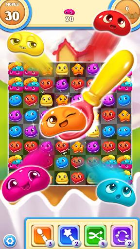 Macaron Pop : Sweet Match3 Puzzle android2mod screenshots 5