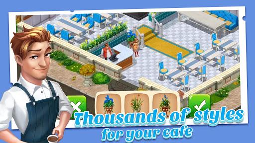 Dream Cafe -Match 3 crush 1.0.7 screenshots 2