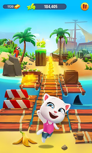 Cheat Talking Tom Gold Run Mod Apk, Download Talking Tom Gold Run Apk Mod 2