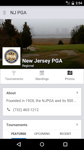 New Jersey PGA