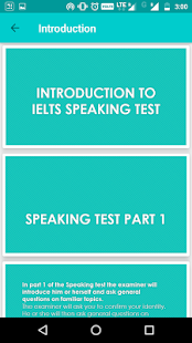 IELTS Speaking Mock Interview - náhled