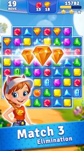 Jewel Crush™ – Jewels & Gems Match 3 Legend 2