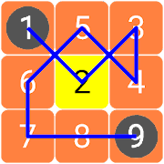 Hidoku and Number Knot Solver