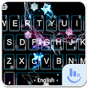Crystal Butterfly Keyboard icon